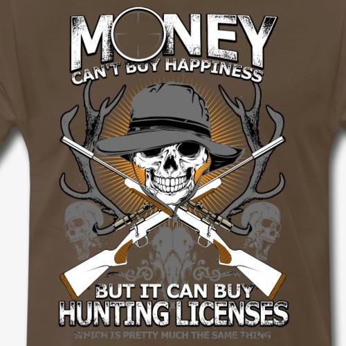 Hunting - Men's Premium T-Shirt