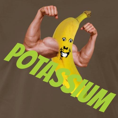 Strong Potassium - Men's Premium T-Shirt