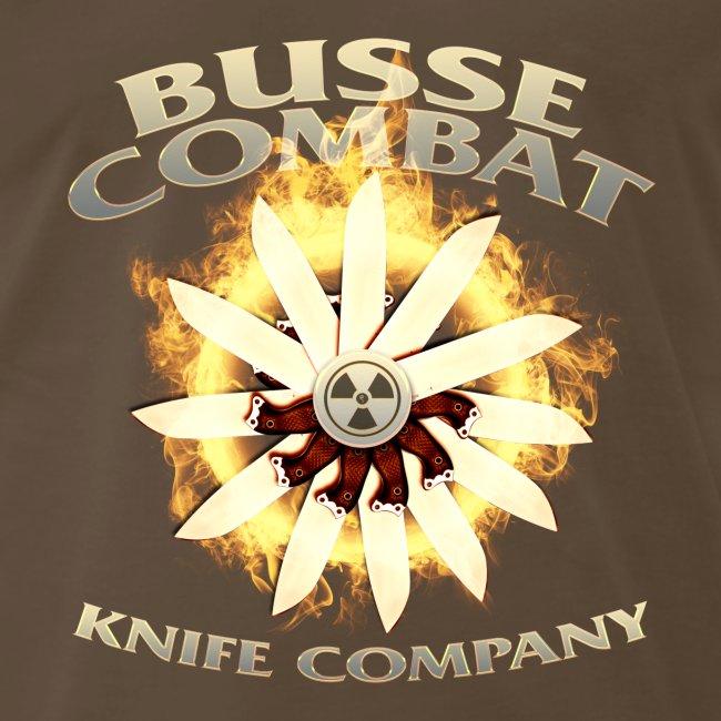 Busse Combat Fire Knives