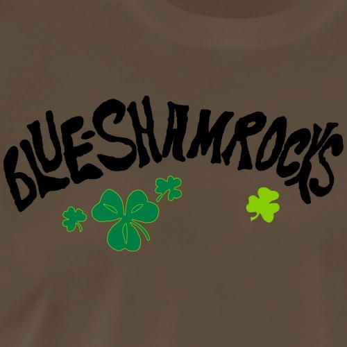 theBlueShamrocks - Men's Premium T-Shirt