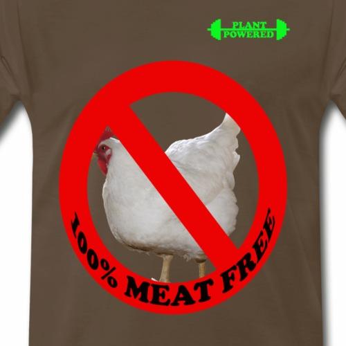 Chicken Free - Men's Premium T-Shirt