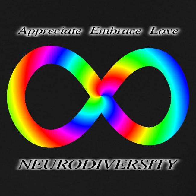 Embrace Neurodiversity with Swirl Rainbow