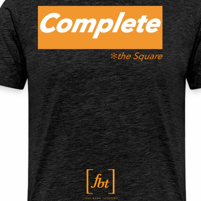 Complete the Square [fbt]