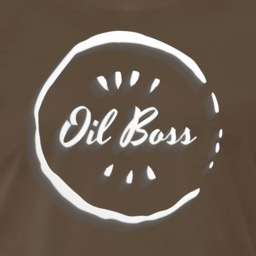 Oil Boss - Men's Premium T-Shirt