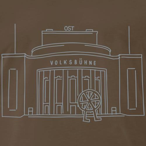 Volksbühne Berlin - Men's Premium T-Shirt