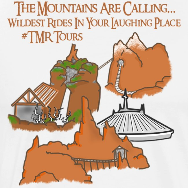 Mountains Are Calling - TMR