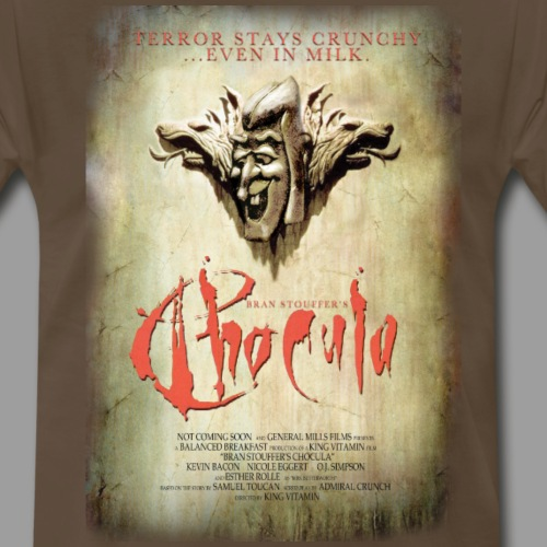 chocula the movie - Men's Premium T-Shirt