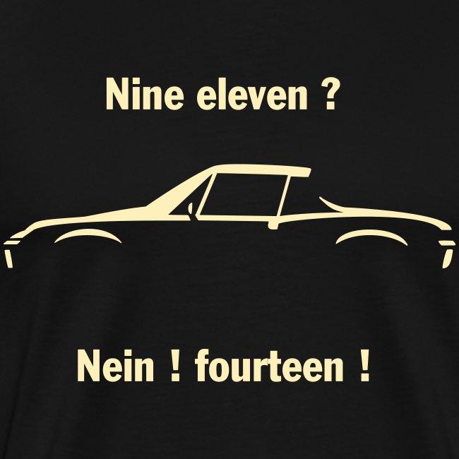 nein ! fourteen !