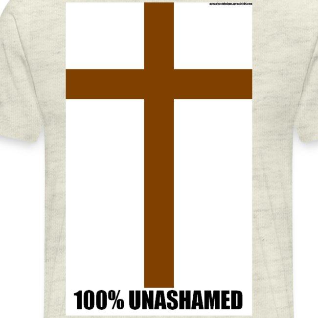 100 UNASHAMED