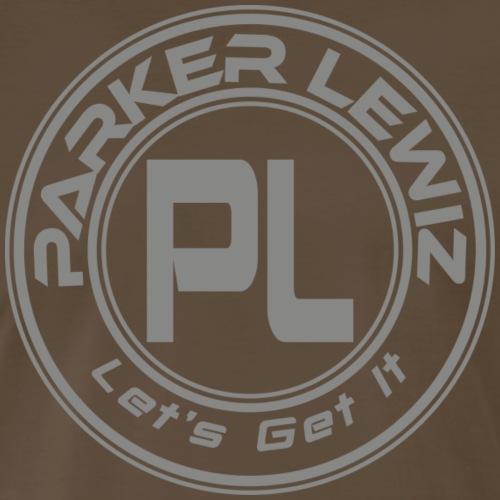 Parker PL Lewiz Logo - Men's Premium T-Shirt