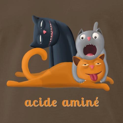 Acide aminé - Men's Premium T-Shirt