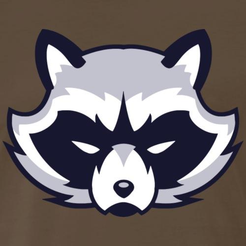 Raccoon - Men's Premium T-Shirt