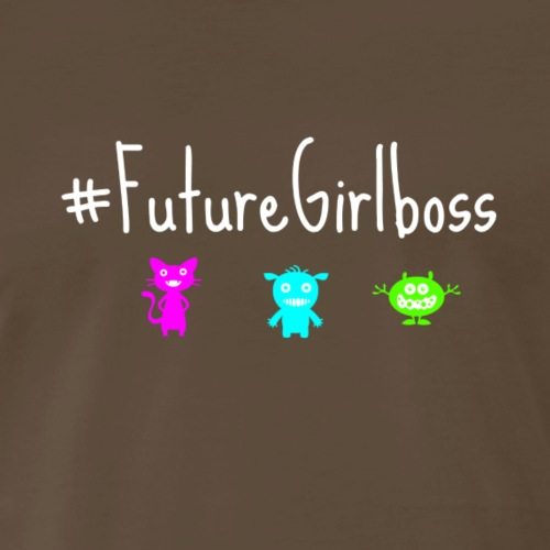 #FutureGirlboss - Men's Premium T-Shirt