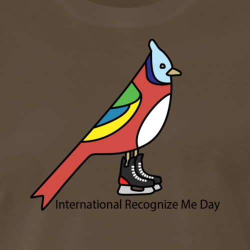 International Recognize Me Day - Men's Premium T-Shirt