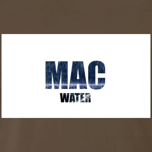 WATER - Men's Premium T-Shirt