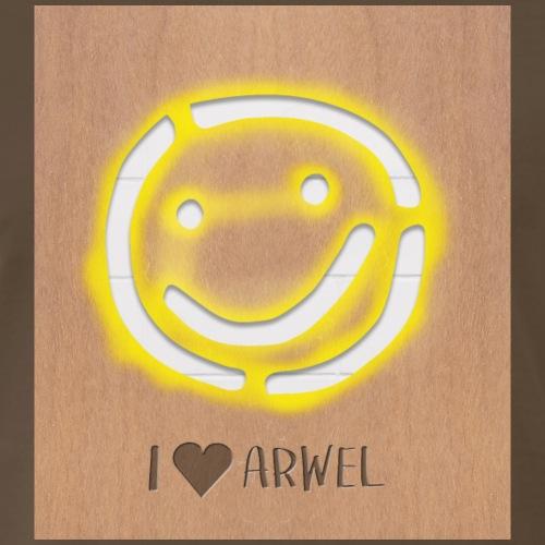 I love Arwel