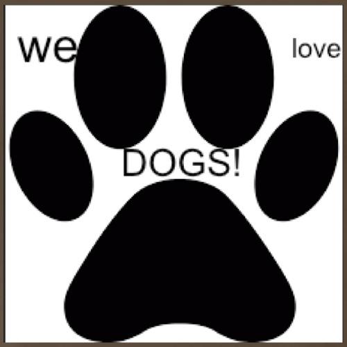 WE LOVE DOGS!!!!!!! - Men's Premium T-Shirt