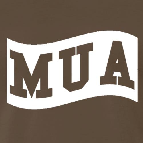 white mua - Men's Premium T-Shirt