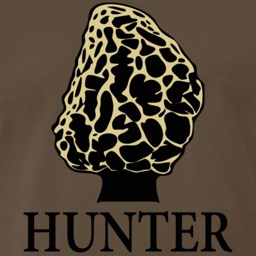 Morel Hunter - Men's Premium T-Shirt
