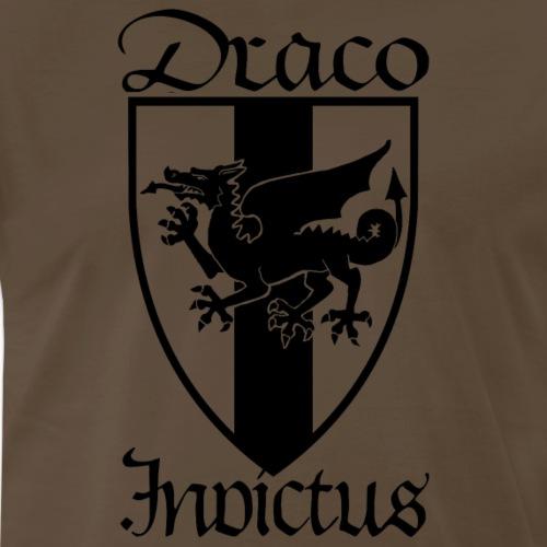 Draco Invictus! - Men's Premium T-Shirt
