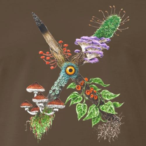 X-tinction / fungi / mushrooms - Men's Premium T-Shirt