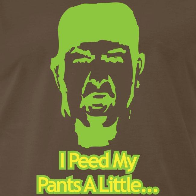 Matt Zion I Peed Myself Shirt