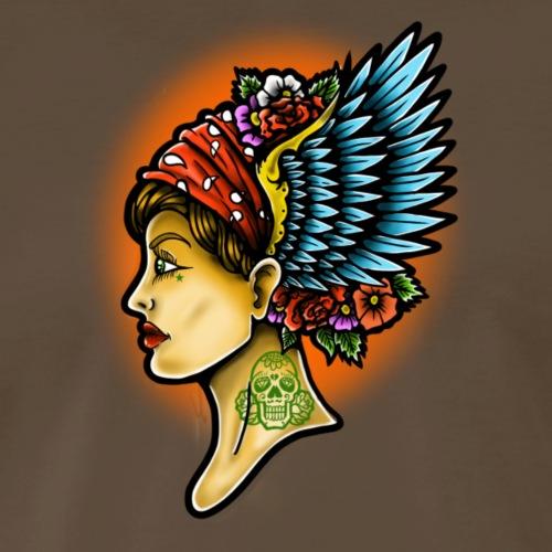 Gypsy Wings - Men's Premium T-Shirt
