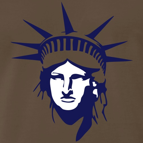 Lady Liberty - Men's Premium T-Shirt