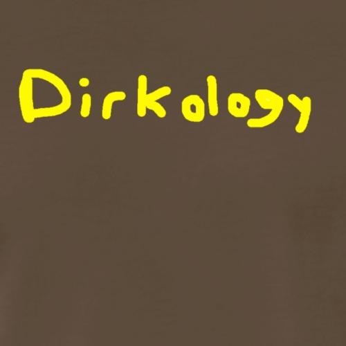 Dirkology Shirt - Men's Premium T-Shirt