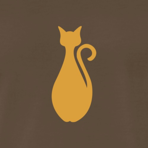 My Yellow Cat - Men's Premium T-Shirt