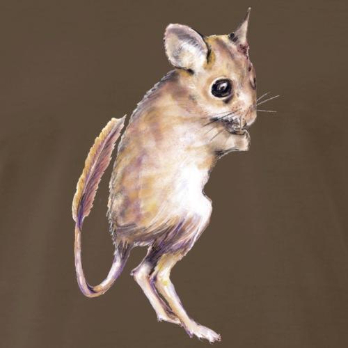hopping mouse - Men's Premium T-Shirt