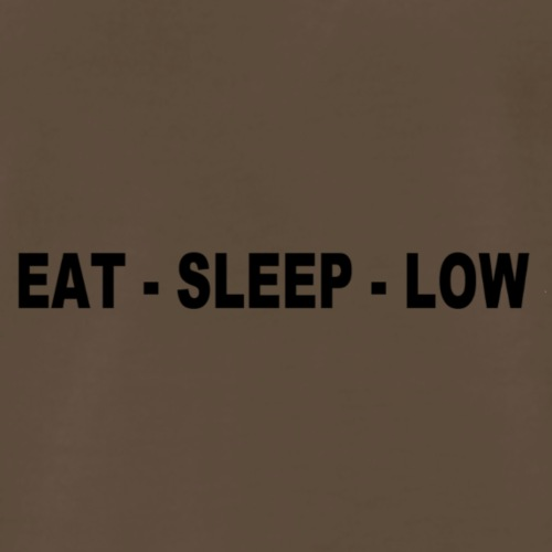 Eat. Sleep. Low - Men's Premium T-Shirt