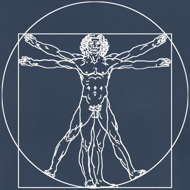 Vitruvian Man (da Vinci)