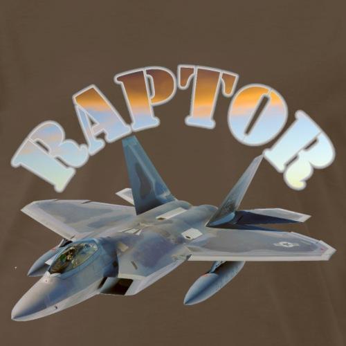 Raptor - Men's Premium T-Shirt