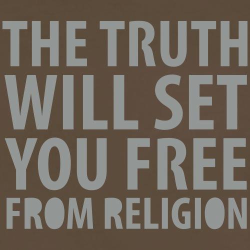 truth will set you free - Men's Premium T-Shirt