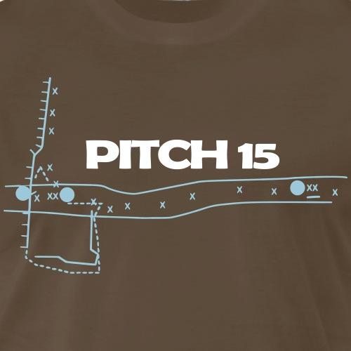 Dawn Wall Pitch 15 - Men's Premium T-Shirt
