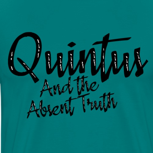 Quintus and the Absent Truth - Men's Premium T-Shirt