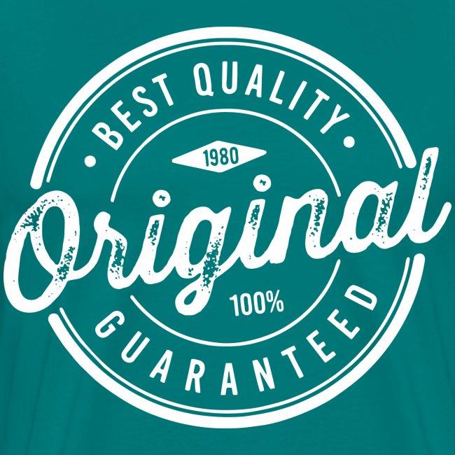 original quality guaranteed vintage stamp