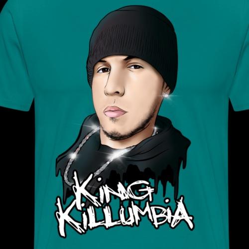 King Killumbia (Cartoon) - Men's Premium T-Shirt