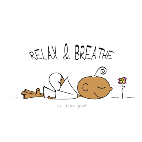 Relax & Breathe - Men's Premium T-Shirt