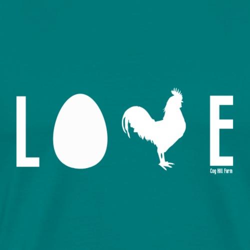 Chicken Love - Men's Premium T-Shirt