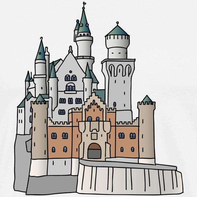 Neuschwanstein Castle, Bavaria