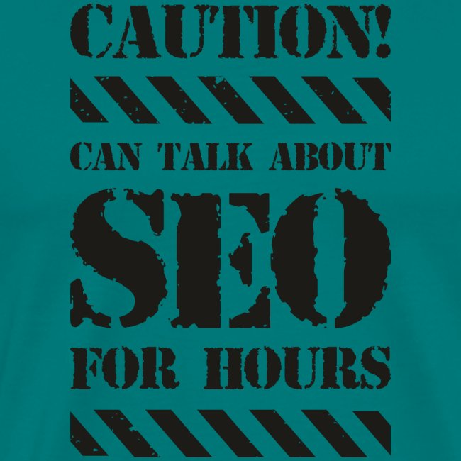 Can Talk About SEO