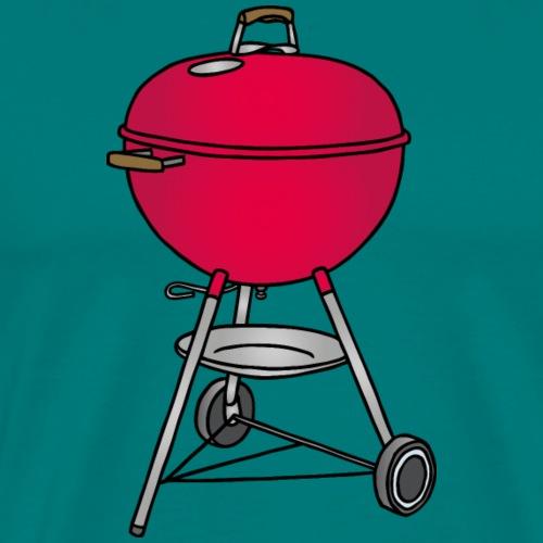 Barbecue, barbeque, BBQ - Men's Premium T-Shirt