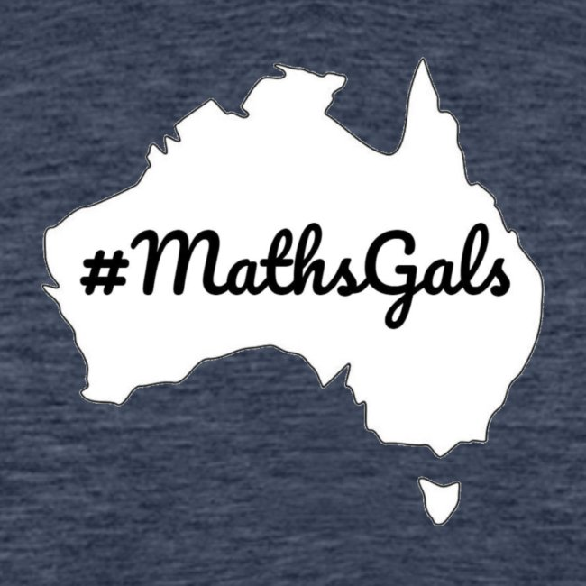 #MathsGals for Australia Fire Relief (White Text)