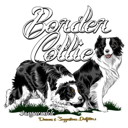 border_collie - Men's Premium T-Shirt