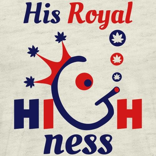 His Royal Highness - Men's Premium T-Shirt