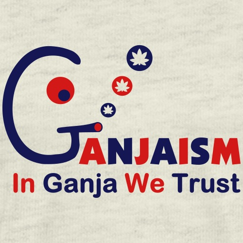 In Ganja We Trust - Men's Premium T-Shirt