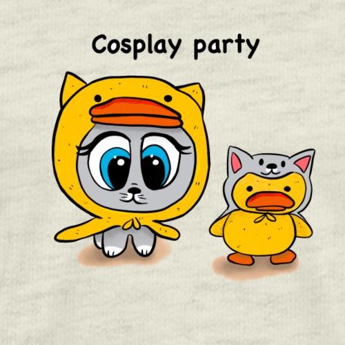 Cosplay party yellow - Men's Premium T-Shirt