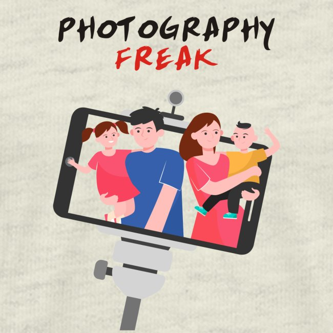 An exclusive design for photography freaks